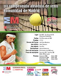 Torneo Tenis Absoluto de Madrid 2013