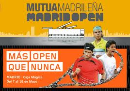 Open Madrid 2013